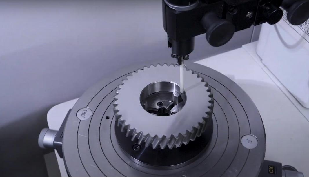真円度円筒形状測定機